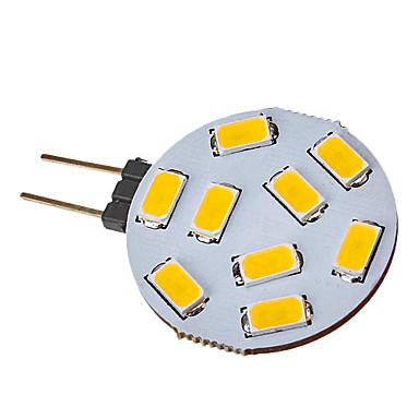 G4 3W 9 SMD 5730 120-150 LM Warm White LED Spotlight V