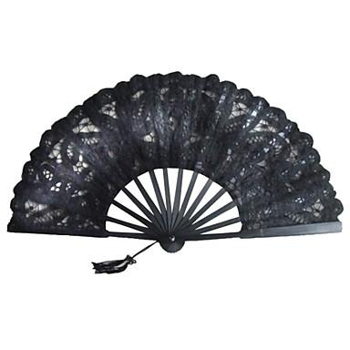 abordables Eventail & Ombrelle-Eventail Ventilateurs et parasols Ruban Occasion spéciale