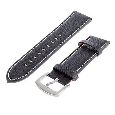 Uhrenarmbänder Leder Uhren Zubehör 0.01 Gute Qualität