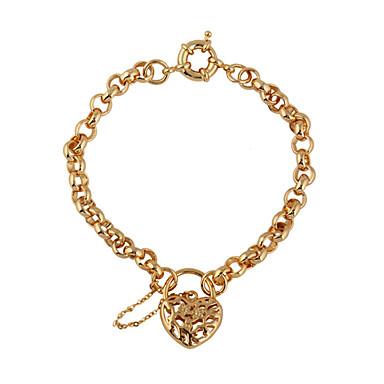 Recipient femei 18K Colier de aur (SL0018)