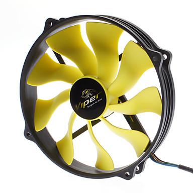 AK-FN073 14cm Anti-Vibration Rbber Fan Držáky ventilátor pro PC