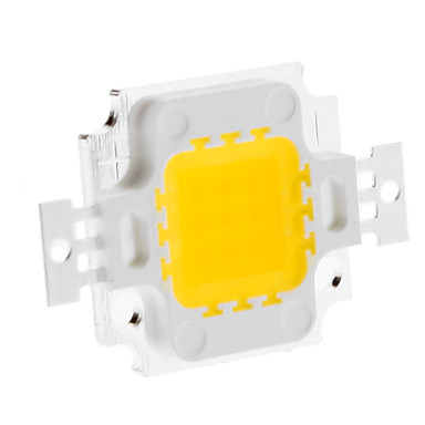DIY 10W 820-900LM 900mA 3000-3500K Warm White Light LED Module Integrat (9-12V)