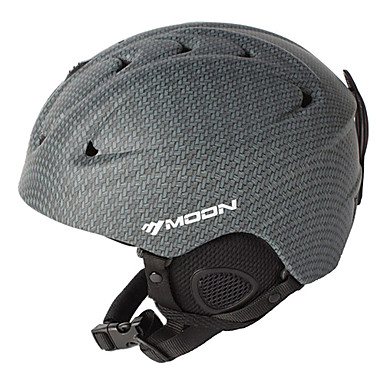 MOON Ski Helmet Men's Women's Unisex Snow Sports Winter Sports Ski Snowboarding Half Shell PC EPS CE