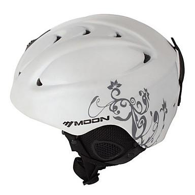 MOON Sí sisak Muškarci Žene Skijanje Light Weight Mountain Pola Shell ABS CE