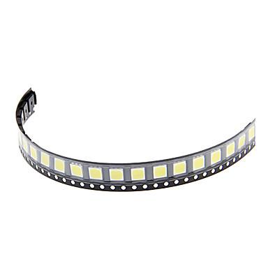 DIY 5060SMD 45-60lm 6000-6500K Cool White Light LED Chip (2.8-3.6V/20pcs)