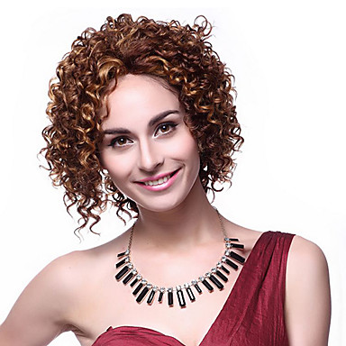 Synthetic Wig Classic High Quality Women's Synthetic Hair
