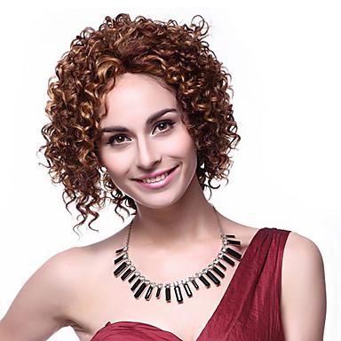 Peruci Sintetice Clasic Calitate superioară Densitate Pentru femei Păr Sintetic
