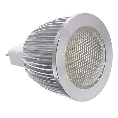 400 lm GU5.3(MR16) LED Spot Lampen Leds COB Warmes Weiß Wechselstrom 12V DC 12V