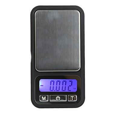 100 g / 0,01 g Electronic Digitální Váhy Telefon Style Pocket Diamond Vážení Balance LCD displej