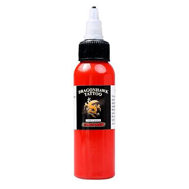 DRAGONHAWK Tatuaj cerneală 1*360 ml Profesional - Roșu