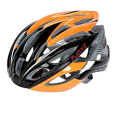 FJQXZ biciclete Casca 26 Găuri de Ventilaţie Ciclism jumătății Sporturi PC EPS Ciclism stradal Ciclism / Bicicletă