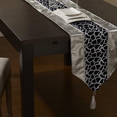 moderni razmažite uzorak stol trkač