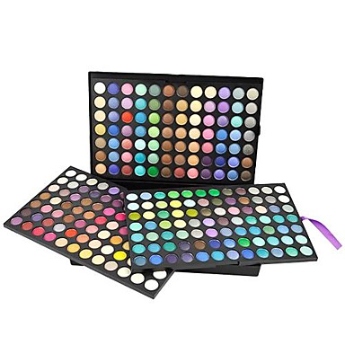 Palete Machiaj Cosmetice Pro 252 culori depline Neutral Fard de Ochi Set 6253