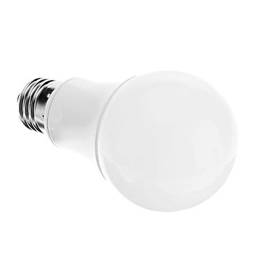 Duxlite A60 E27 7W (= Incká 40W) CRI> 80 2835SMD 580LM 6000K studená bílá LED žárovka Globe (AC 100-240V)