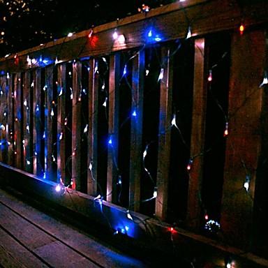 100 de lumină netedă de lumină de 2m x 1,5m lumină solare lumina petrecere de vacanță