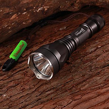 LED Taschenlampen / Hand Taschenlampen LED 1000lm 3 Beleuchtungsmodus Multifunktion