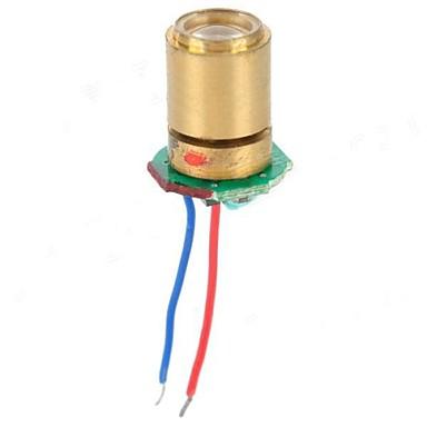 3V Industrial Laser Head - Golden
