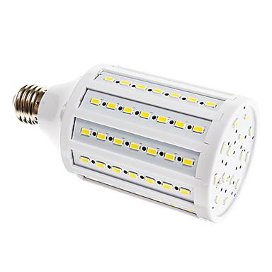 20W 1600 lm E26/E27 B22 LED Mısır Işıklar T 98 led SMD 5730 Sıcak Beyaz Serin Beyaz AC 220-240V