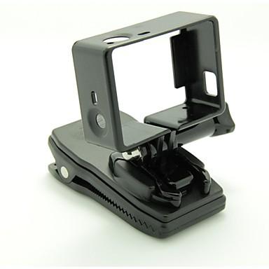 GoPro Accesorii Montură Pentru Gopro Hero 3Militar / Patină / Snowmobil / Aviație / Film și muzică / motocicleta / Schi / Bicicletă /