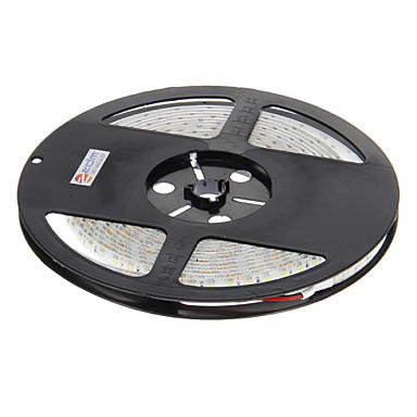 Z®ZDM Waterproof 5M 48W 600x3528 SMD Cool White Light LED Strip Lamp (DC 12V)