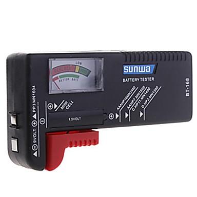 ZW-168 1.2v / 1.5v / 9v Mini analog baterie tester nivel de calitate de înaltă calitate