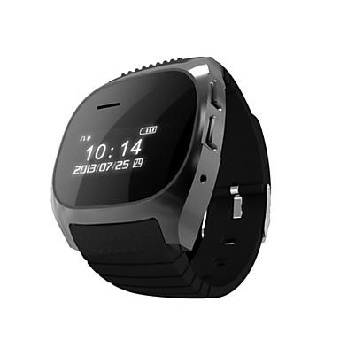 rwatch SmartWatch usor de purtat, M18, control media / apeluri hands-free / pedometru / anti-a pierdut pentru Android / iOS