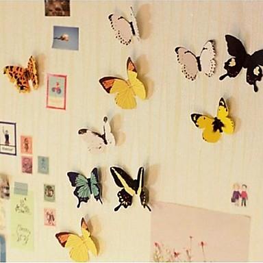Animale Perete Postituri 3D Acțibilduri de Perete Autocolante de Perete Decorative,Vinil Pagina de decorare de perete Decal Perete