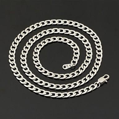 Damen Edelstahl Ketten  -  Modisch Modische Halsketten Für Hochzeit Party Alltag