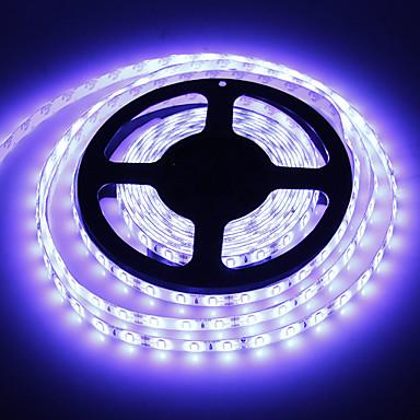 Vodotěsný 5M 60W 60x5730SMD 7000-8000LM 6000-7000K studená bílá světla LED Strip Light (DC 12V)