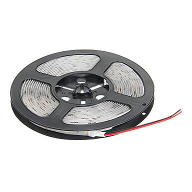 Waterdichte 5M 60W 60x5730SMD 7000-8000lm 3000-3500K warm wit licht LED Light Strip (DC12V)