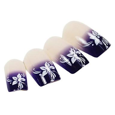 24 Nail Art ukras rhinestone biseri šminka Kozmetički Nail art dizajn