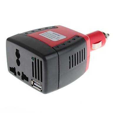 150W DC 12V do 220V AC invertera s USB 5v izlaza s rashladnim ventilatorom