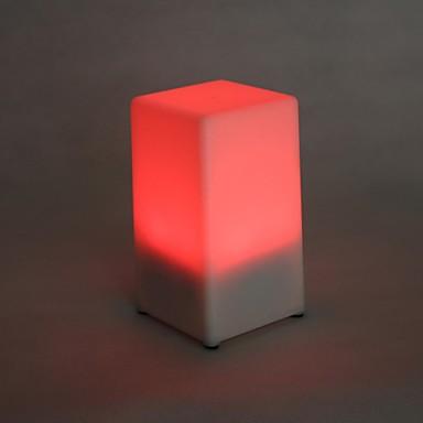 farve skiftende LED bordlampe genopladelige bar ktv party lys i stedet for stearinlys