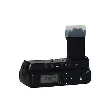 MK LCD Timer Grip Pro baterie pro Canon EOS 550D 600D Rebel T2i T3i