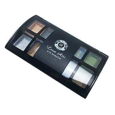 8 Eye Shadow Powder Smokey Makeup Daily Makeup