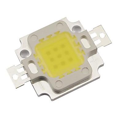 LOHAS® DIY 10W 800-900LM 6000-6500K Cold White Light Square Integrated LED Module(DC 30-34V)