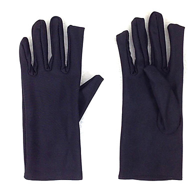 Gloves Inspired by Sword Art Online Kirito Anime Cosplay Accessories Gloves Spandex Men's Women's