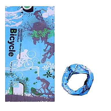 Bandana/Hats/Headsweats Bandana Neck Gaiters / Neckwarmers/Neck Tube Bike Breathable Windproof Ultraviolet Resistant Wearable Sunscreen