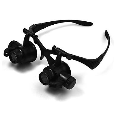 Lupen Lupenbrille Multi-Funktion Praktisch Spaß Kunststoff Klassisch Stücke Kinder Jungen Mädchen Spielzeuge Geschenk