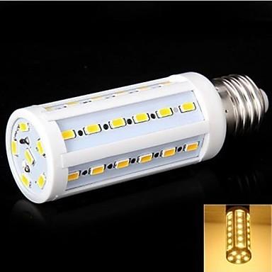 YWXLIGHT® 1pc 8 W 860 lm E26 / E27 LED Mais-Birnen T 42 LED-Perlen SMD 5630 Warmes Weiß 220-240 V