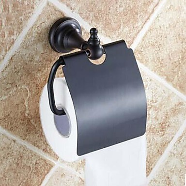 WC-Rollenhalter Gute Qualität Antike Messing 1 Stück - Hotelbad