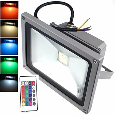 LED-spotlampen 1 leds Dimbaar Decoratief 1800lm 红色600~650nm, 蓝色450~500nm, 绿色500~550nmK AC 85-265V