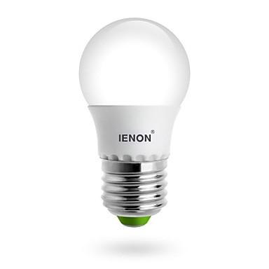 E26/E27 Круглые LED лампы G45 SMD 240-270 lm Холодный белый AC 100-240 V