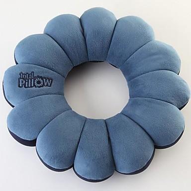 floare twistable versatil pernă de călătorie 32 * 32cm uimitor gât de masaj scaun floral pernă