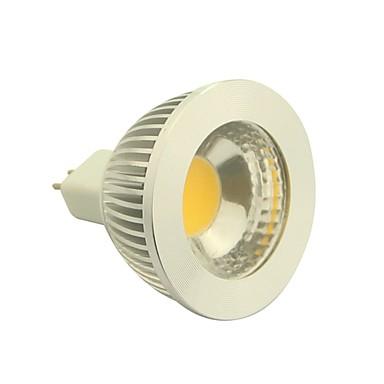 2800-3000 lm GU5.3(MR16) LED Spot Lampen 1 Leds COB Abblendbar Warmes Weiß DC 12V