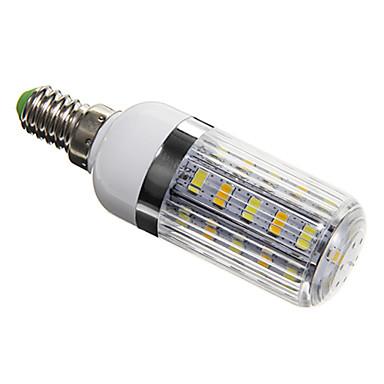 5W E14 / G9 / GU10 / E26/E27 LED 콘 조명 T 36 SMD 5730 350 lm 내추럴 화이트 AC 220-240 V