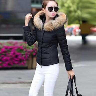 82bcfb321f Baoli női téli divat meleg rövid vékony kabát 8081 2257009 2019 – $28.99