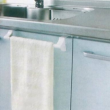Handtuchhalter Gute Qualität Moderne PVC 1 Stück - Hotelbad 1-Handtuchstange