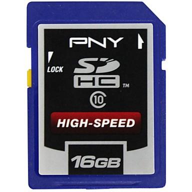 PNY 16 Гб SD-карта карта памяти Class10