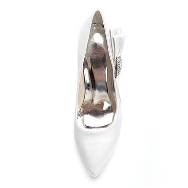 Violet amp; Printemps Satin Evénement Bleu Talon Femme Chaussures Eté 02105852 Argenté Aiguille Mariage Soirée P85FwqxE